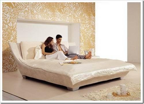 Спальное место и спальная кровать