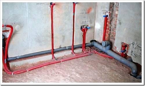 Организация канализационной системы
