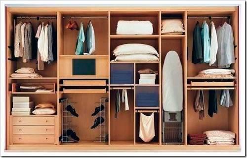 Функциональность шкафа: залог эргономичного использования