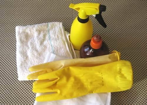 Для чего нужны резиновые перчатки