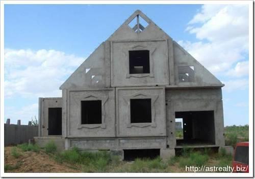 Виды панельных домов