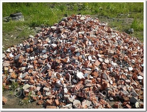 Требование по утилизации строительного мусора