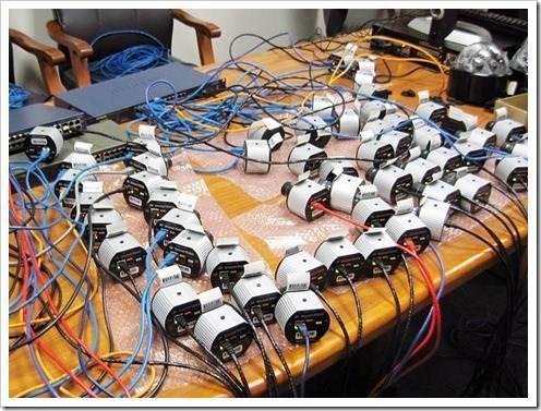 Ранее используемые аналоговые системы