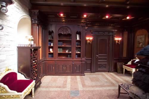 Мебель из масива: основные достоинства