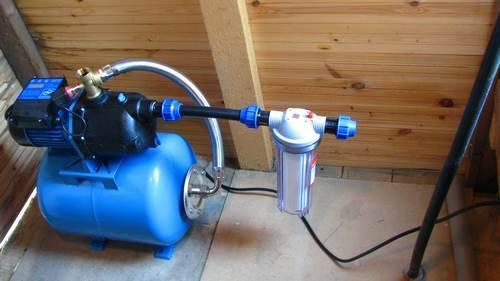 Бытовые насосные станции водоснабжения: виды и цены