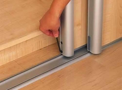 Регулируем двери самостоятельноРегулируем двери самостоятельно