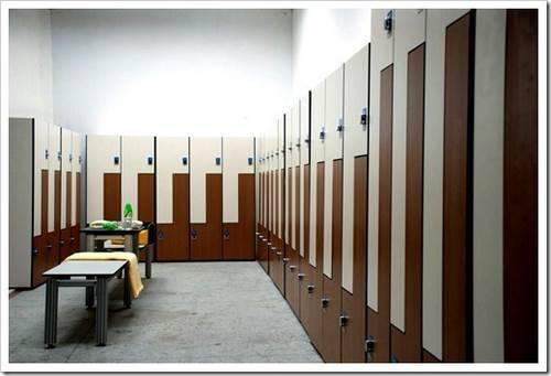 Критерии, которым обязательно должны соответствовать шкафы для раздевалки
