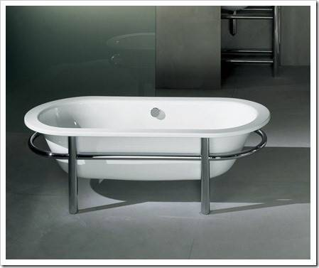 Главные критерии выбора стальной ванны