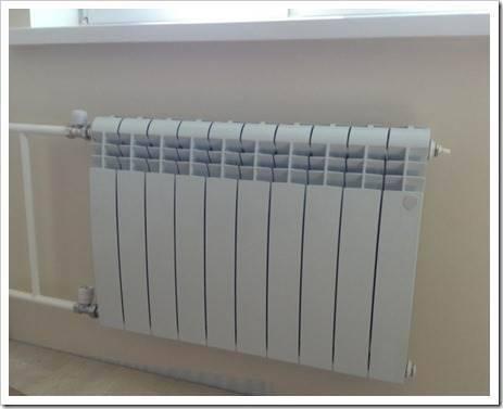 Преимущества, которыми обладают биметаллические радиаторы