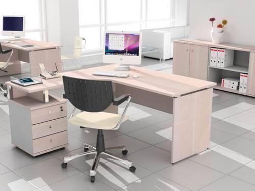 Правила выбора мебели для офисных работников