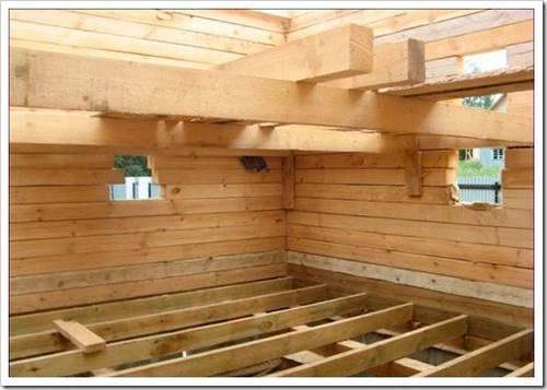 Из какого материала лучше всего строить баню?