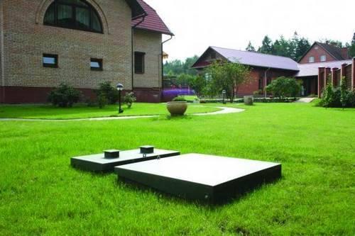 Как правильно выбрать септик для загородного дома