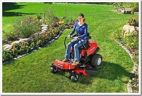 Как выбирать газонокосилку?