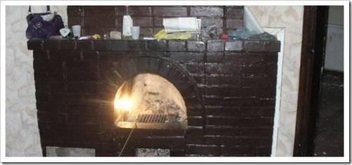 Причины, приводящие к распространению дыма из камина внутри помещения