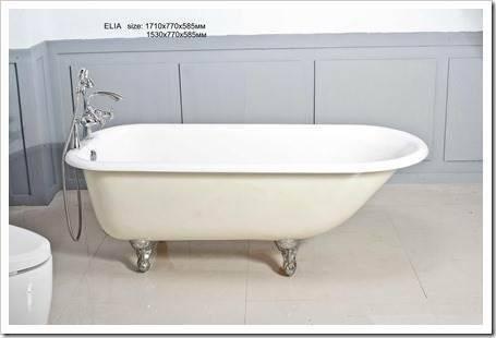 Акриловая ванна: стоит ли покупать