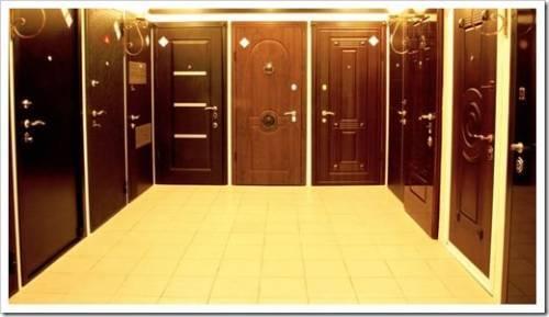 Положительные стороны бронированных дверей