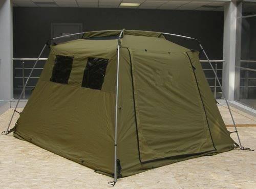 Что такое палатка кабельщика