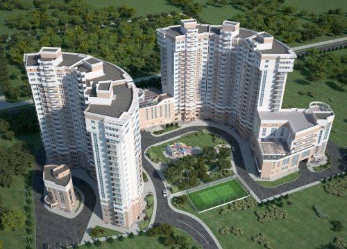 Как выглядит жилой комплекс