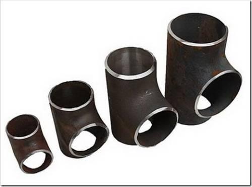 Классификация стальных тройников