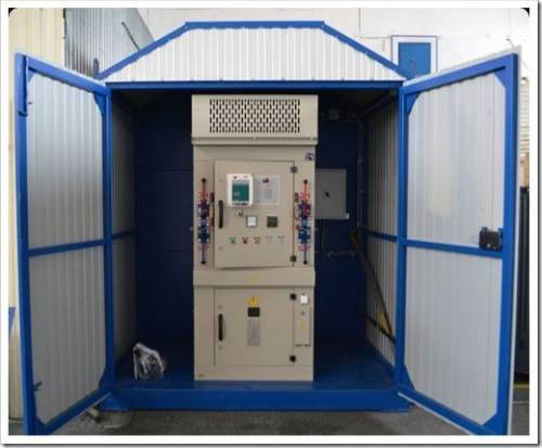Комплектные трансформаторные подстанции: конструкция