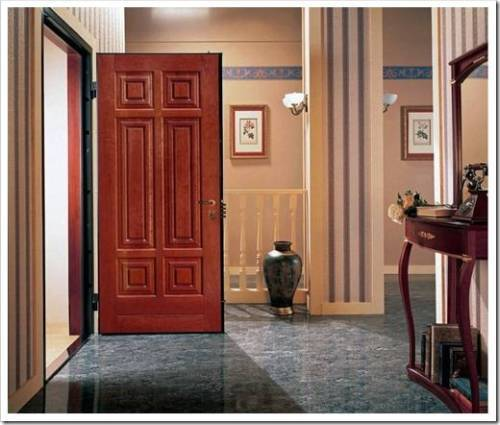 Бронированные двери: надёжность и безопасность