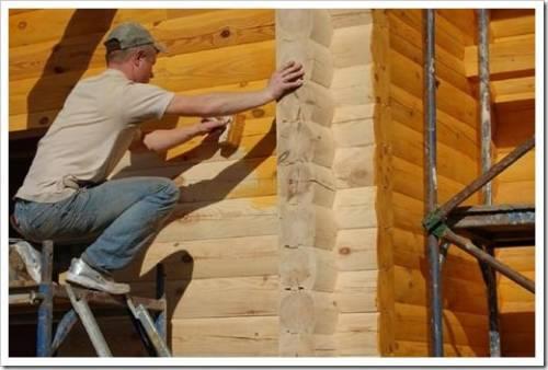 В сколько слоёв покрывать дерево?
