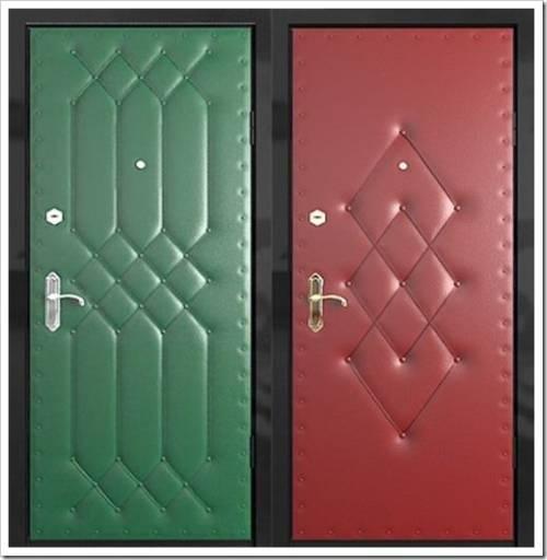 Утепление и шумоизоляция входной двери