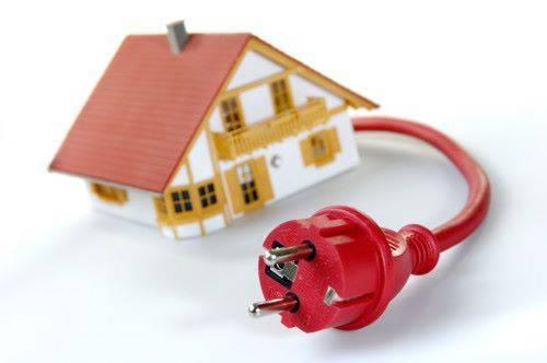 Подключение дома к электроснабжению