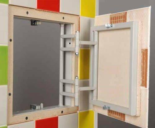 Преимущества установки скрытых люков под плитку