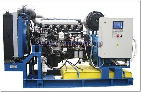 Почему большинство покупает дизельные генераторы?