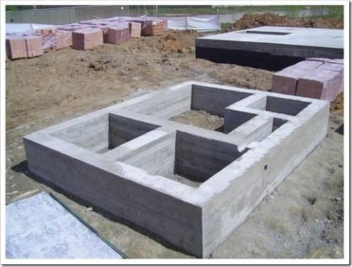 Необходимость правильного замеса бетона
