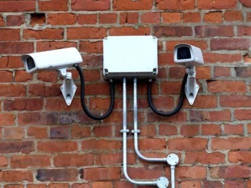 Как установить камеру видеонаблюдения