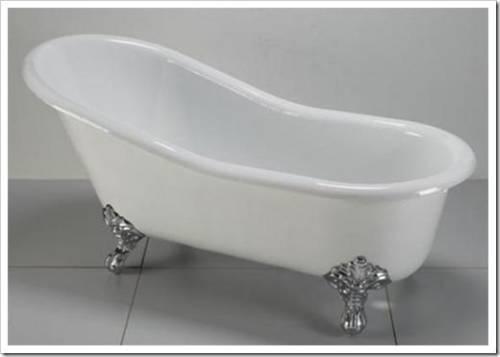 Почему приобретать необходимо только чугунную ванну?