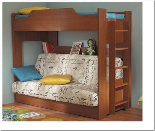Фурнитура для двухъярусной кровати