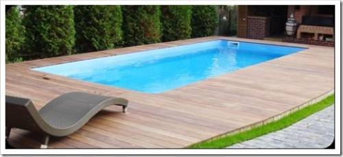 Возможности приобретения композитных бассейнов
