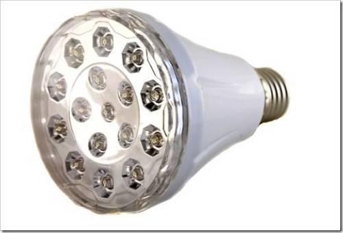 Удешевление светодиодов и их универсальность