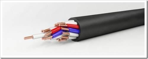 Силовой кабель для бытовой электропроводки