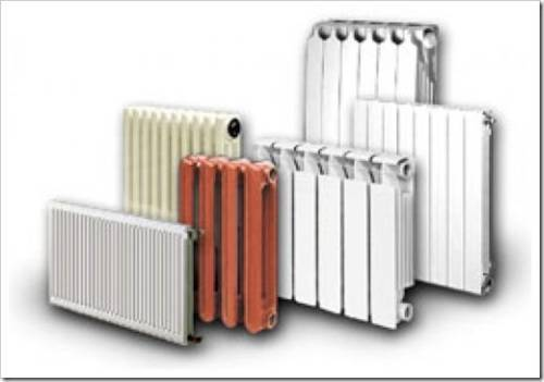 Методика расчёта количества радиаторов