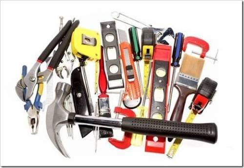 Необходимые инструменты для косметического ремонта