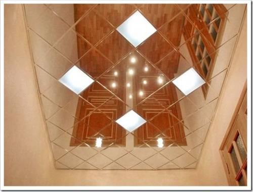 Натяжные потолки из ПВХ и натуральных тканей
