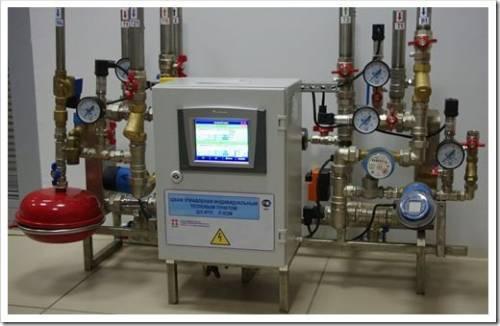 Основа системы теплоснабжения – индивидуальный тепловой пункт