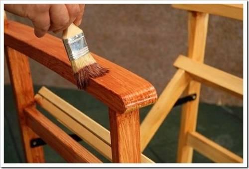 Инструменты, которые используются для покраски мебели