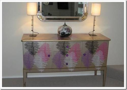 Способы обновить мебель