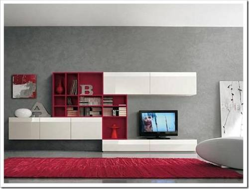 Разнообразие стилей мебели