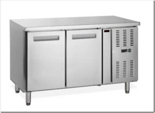Правильная загрузка холодильного стола