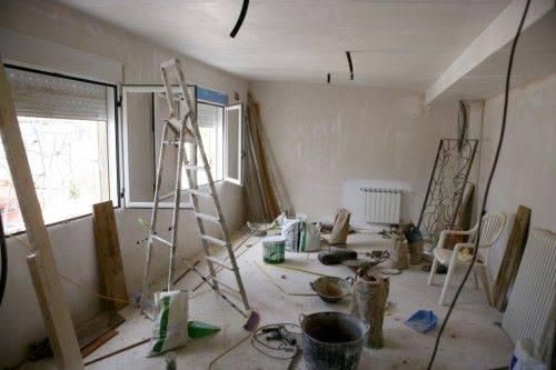 ремонт в квартире без отделки
