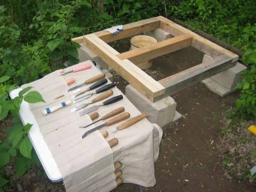 строим дачный туалет
