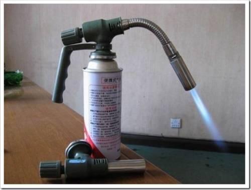 Инструменты, которые потребуются для очистки