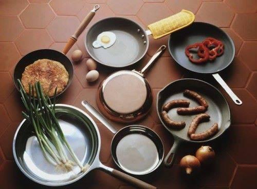выбор сковородки