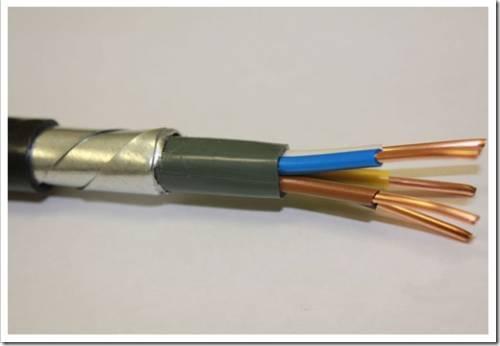 Силовой кабель вббшв
